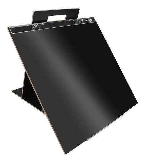 Prancheta A3 Portátil Articulada Trident Black Profissional