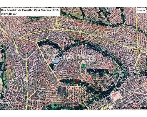 Chácara Com 3 Dormitórios À Venda, 2970 M² Por R$ 220.000,00 - Jardim Buriti Sereno - Aparecida De Goiânia/go - Ch0024