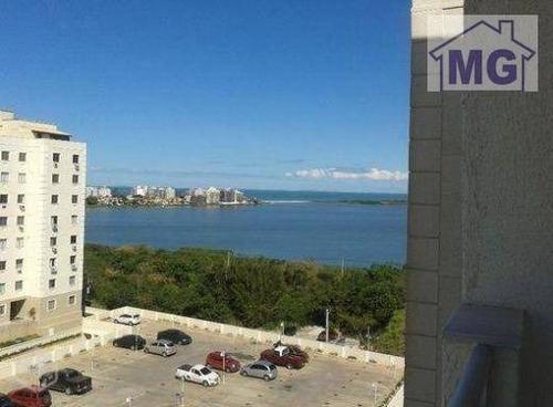 Imagem 1 de 20 de Apartamento Com 3 Dormitórios, 65 M² - Venda Por R$ 240.000,00 Ou Aluguel Por R$ 1.200,00/mês - Granja Dos Cavaleiros - Macaé/rj - Ap0430