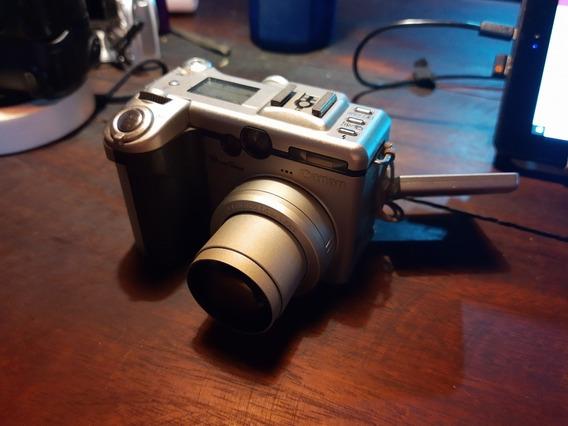 Câmera Canon G6 Classica