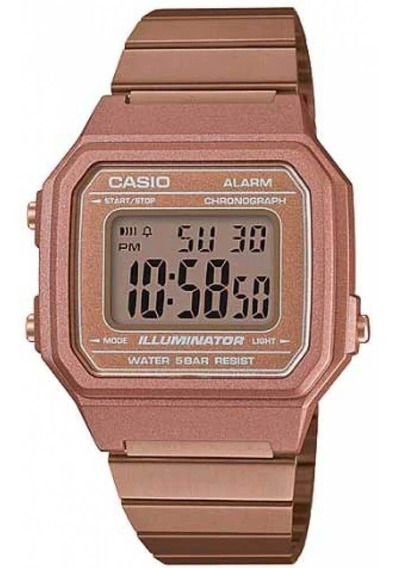 Relógio Casio Vintage B650wc-5adf Nf + Garantia + Original