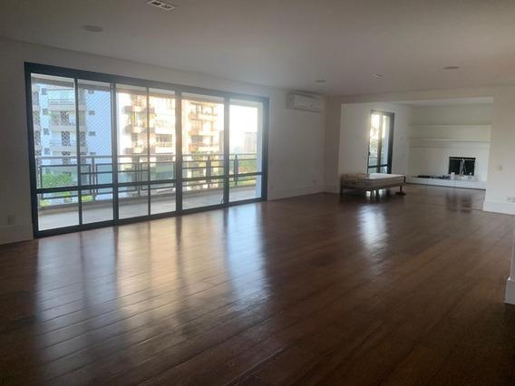 Apartamento Para Aluguel, 4 Dormitórios, Alto Da Boa Vista - São Paulo - 1401