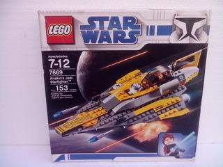 Lego Anakins Jedi Starfighter