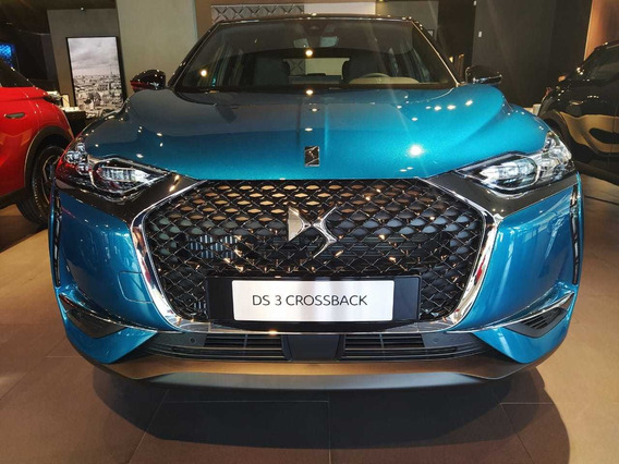 Ds3 Crossback Pure Tech So Chic At8 0km - Ds Store Nuñez