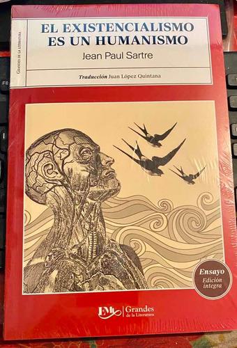 Imagen 1 de 3 de El Existencialismo Es Un Humanismo Jean Paul Sartre