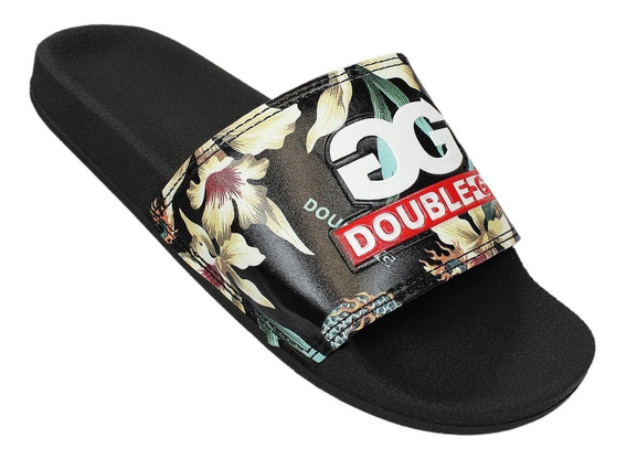 Chinelo Double-g (100% Original) Com N F
