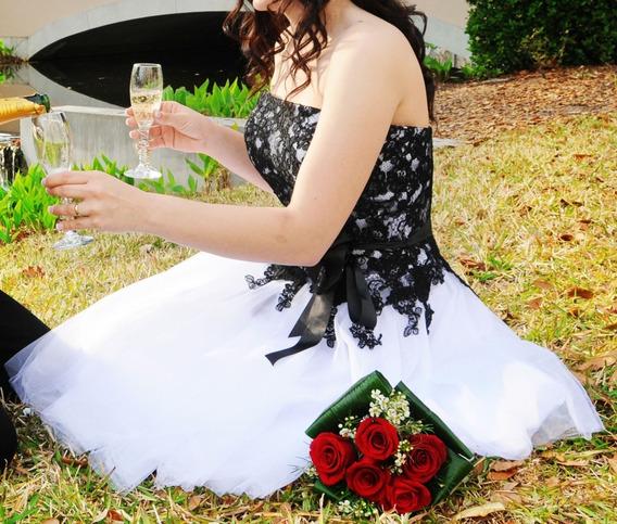 Vestido De Noiva Ou Pre Wedding Super Estiloso