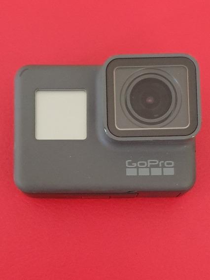 Gopro Hero5 Black - Com 2 Baterias E Acessórios