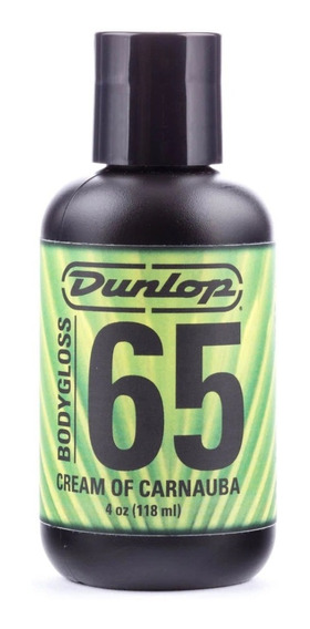 Cera Polidora Carnauba Dunlop Formula 65 Bodygloss Usa