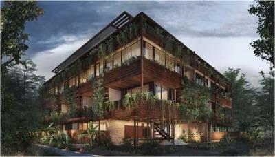 Penthouse En Venta En Desarrollo Nuuch, Tulum, Quintana Roo