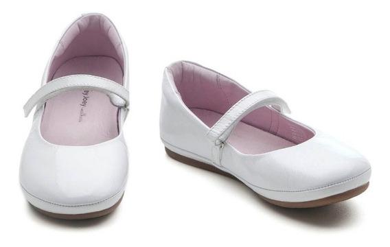 Sapato Tip Toey Joey Fizz - Patent White - 36867