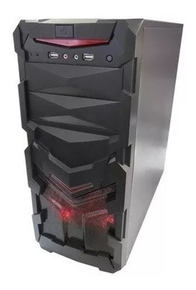 Pc Cpu Gamer Amd Minecraft 4gb Ram+hd 320gb! Brinde Wifi!