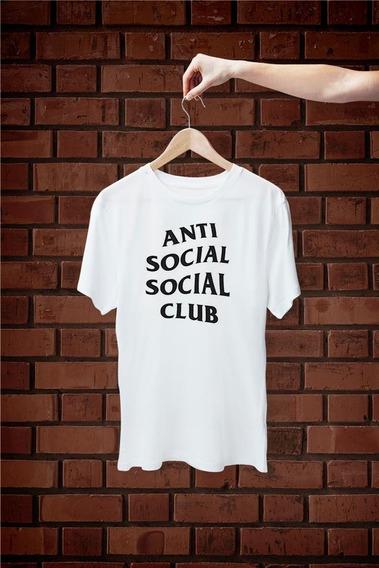 Playera Niño, Niña, Dama Y Caballero Anti Social Social Club