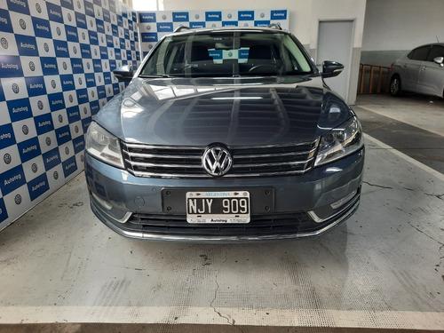 Volkswagen Passat Variant 2.0 Tdi Advance Impecable Mr1