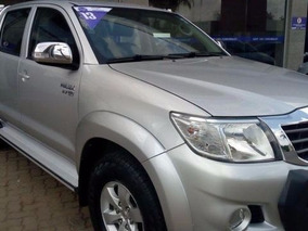 Toyota Hilux Srv At 4x4 Flex 2.7 16v