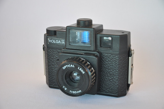 Câmera Holga Cfn 120 - Lomo / Lomografia (baixei O Preço!)