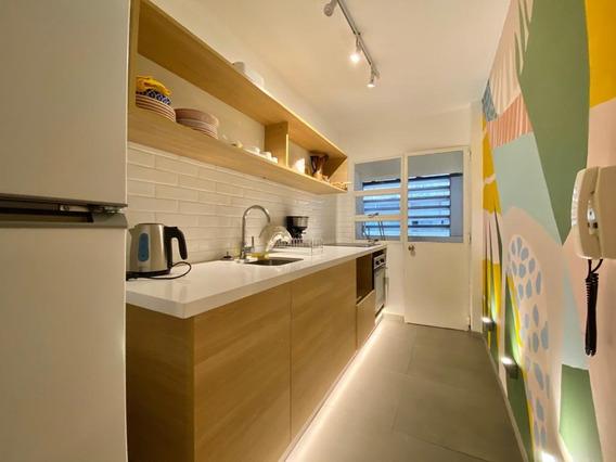 Alquiler Apartamento 1 Dormitorio Cordón Amoblado