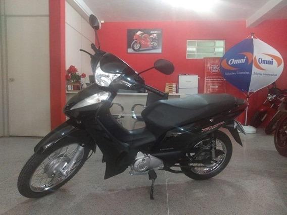 Honda Biz 110i Preta 2016