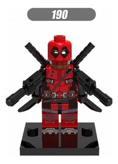 Minifiguras Lego Compatible
