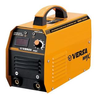 Soldadora Electrica Inverter Igbt Versa 200 A 230 V 7.1 Kw P