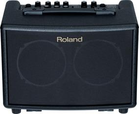 Amplificador Violão Voz Roland Ac-33 Nf-e Garantia 1 Ano