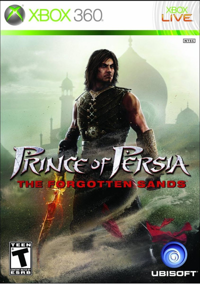 Prince Of Persia: The Forgotten Sands - Xbox 360 - M. Física