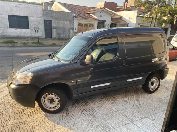 Camioneta Con Equipo De Frio Peugeot Partner 1.6 Hdi