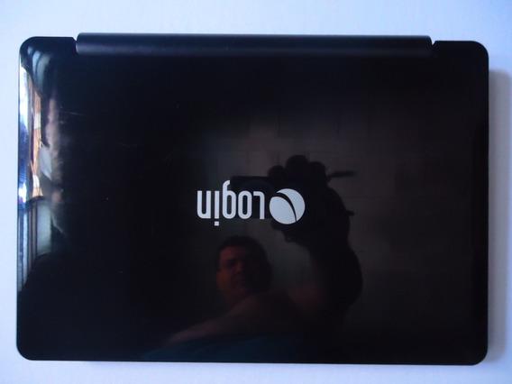 Netbook Login Ipoc Processador Atom N455 1.66 Ghz 2gb Peças