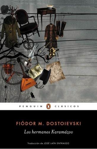 Hermanos Karamazov, Los - Fiódor M. Dostoievski