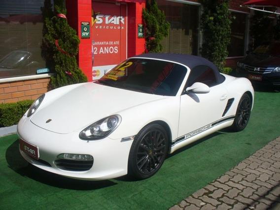 Porsche Boxster 2.9 Conversível Aut. 2012 Starveículos