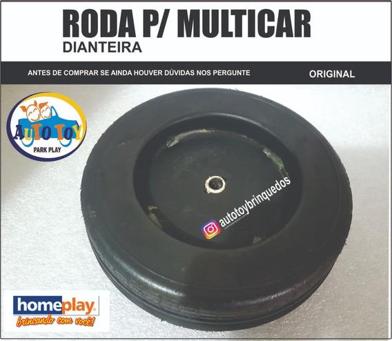 Multicar Hpi 640 - Homeplay - Roda Dianteira