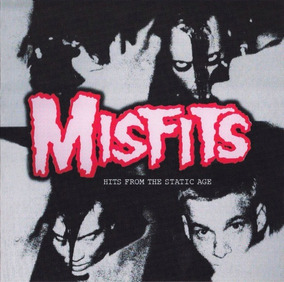 Misfits - Hits From The Static Age - Cd - Importado!