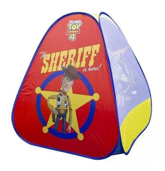 Toy Story 4 - Play Tent - Woody Y Buzz - Carpa