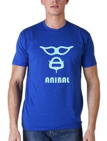 Camiseta Estampada Lucha Libre / Anibal