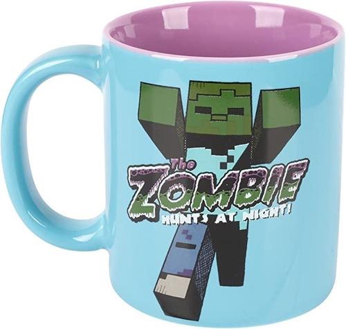 Taza Minecraft Zombie