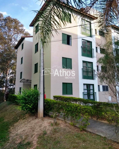 Lindo Apartamento No Jardim Morumbi,  Indaiatuba/sp,  Com 2 Quartos,  Vaga De Garagem - Ap01439 - 34077972