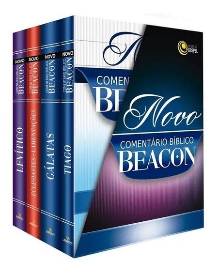 Novo Comentário Bíblico Beacon Box 2