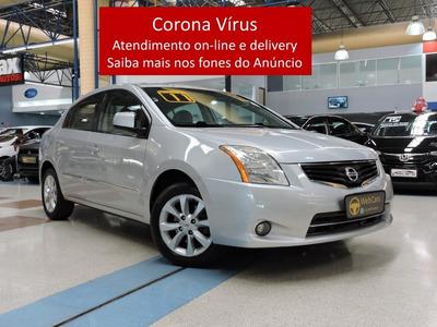 Nissan Sentra 2.0 S 16v Flex - Automático Cvt - 2011