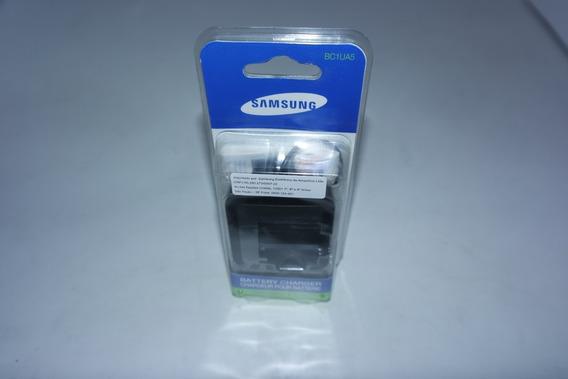 Carregador De Bateria Para Cameras Da Samsung Bc1ua5 / Bc9ua