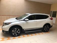 Cr-v Touring Turbo Limited 2017 Nueva Linea