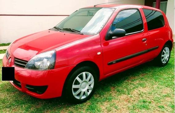 Renault Clio 1.0 3p Vermelho