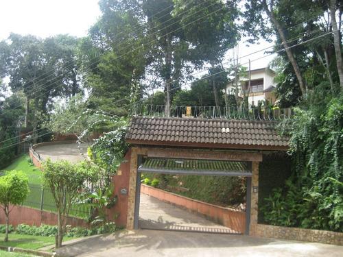 Imagem 1 de 30 de Chácara A Venda No Bairro Centro Em Arujá - Sp.  - 241-1