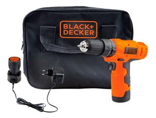 Taladro Percutor 12v Max Ion-litio Hp12-b2c Black+decker