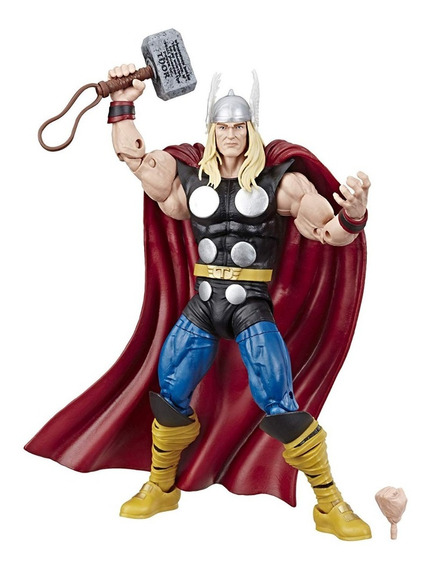 The Mighty Thor Marvel Legends 80 Aniversario Hasbro