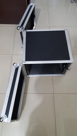 Hard Rack Case 8 Unidades