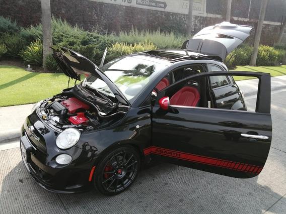 Fiat 500 Abarth Impecable 65000 Kms Todo Pagado