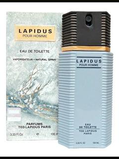 Perfume Ted Lapidus Pour Homme 100ml