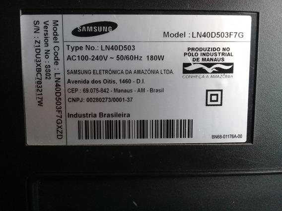 Base (pé) Samsung Ln40d503f7g