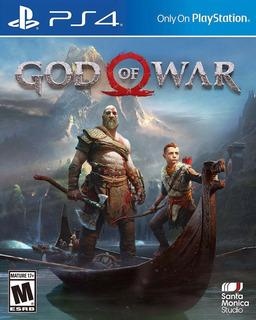 God Of War Playstation 4 Ps4 - Digital Super Precio Oferta