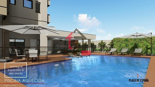 Plaza De España - Apartamento Em Lançamentos No Bairro Nova Aliança - Ribeirão Preto, Sp - Pro44453